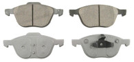 Brake Pads For Volvo V50 From Wagner ThermoQuiet QC1044 Brake Pads