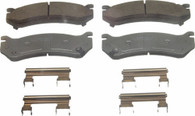 Brake Pads For Chevrolet Avalanche 2500 From Wagner ThermoQuiet QC784 Brake Pads