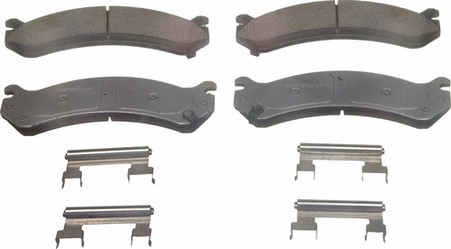 Brake Pads For Chevrolet Express 3500 Wagner ThermoQuiet QC784 Brake Pads