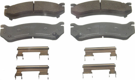 Brake Pads For Chevrolet K2500 From Wagner ThermoQuiet QC784 Brake Pads
