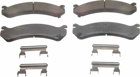 Brake Pads For Chevrolet Silverado 1500 HD From Wagner ThermoQuiet QC784 Brake Pads