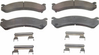Brake Pads For Cadillac Silverado 2500 From Wagner ThermoQuiet QC784 Brake Pads
