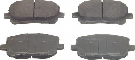 Brake Pads For Pontiac Vibe From Wagner ThermoQuiet QC923 Brake Pads