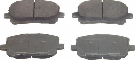 Brake Pads For Toyota Matrix From Wagner ThermoQuiet QC923 Brake Pads