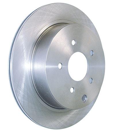 Rear Disc Brake Rotor For Dodge Grand Caravan