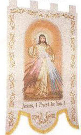 Divine Mercy, Jesus I Trust in You!