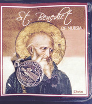 St Benedict Medal and Prayer Card
