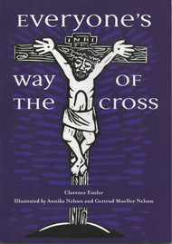 Everyone's Way Of The Cross in English and Spanish by Clarence Enzler