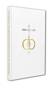 Bilingual Edition: The Order of Celebrating Matrimony/Ritual del Matrimonio-see details under product description.