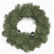 """12"""" Pine Advent Wreath Candle Holder. Candles not included See item #101610 to order 10"""" Advent candles"""