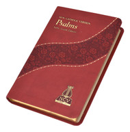 Burgundy ~ The Psalms: New Catholic Version contains a new translation of the Old Testament Book of Psalms, which is often termed the Gospel of the Holy Spirit. This St. Joseph Edition of the Psalms also features a valuable Preface that describes the Psalms as the Prayer of Jesus, offers guidance on how to pray the Psalms with the mind of the Church, and gives a clear explanation of the different systems for numbering the Psalms. Copious other informative notes and cross-references make The Psalms: New Catholic Version an invaluable prayer resource for every Catholic. This edition features our beautiful Dura-Lux binding in burgundy and is printed in large, easy-to-read type. Size: 4 3/8 X 6 3/4 ~ Pages: 400