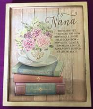 Nana Plaque- Special Close Out Sale