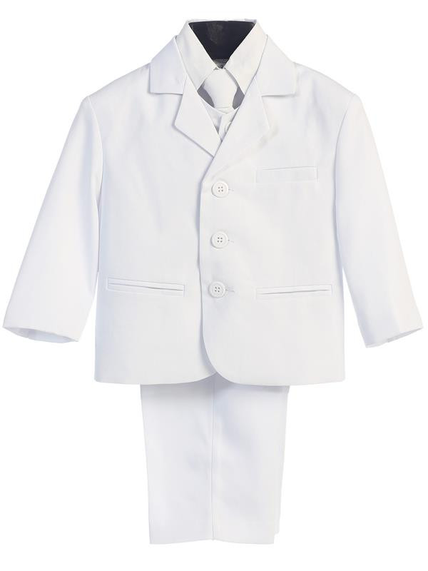 d26f110cb White Suit-This high quality five piece Communion suit is an incredible  buy! Set
