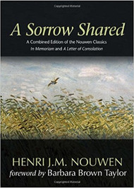 "With combined sales of over 200,000 copies, Henri Nouwen's classic works In Memoriam and A Letter of Consolation are put together in one volume for the first time, providing an intimate glimpse into Nouwen's grieving process following the death of his mother. On the occasion of his mother's death in 1978, Henri Nouwen wrote, ""I want to reflect on this event because, although it is not unusual, exceptional, or extraordinary, it remains in many ways unknown and unfathomed. It is indeed in the usual, normal, and ordinary events that we touch the mystery of human life.""  In a first-ever combined English edition of Nouwen classics In Memoriam and A Letter of Consolation, this beloved spiritual giant of the twentieth century explores the depths of his grief and writes tenderly and wisely to his bereaved father, yearning for the light of Christ in the darkness of loss and sorrow. In Memoriam, Nouwen's intimate, deeply touching account of his mother's death, offers a gentle invitation to all those in grief to open themselves to a deeper sense of faith and trust in God. A Letter of Consolation--in which Nouwen writes to his father six months after his mother's death--ponders the journey of bereavement itself.  The two books put together form a satisfyingly cohesive whole and depict a wise and honest wayfarer who guides and comforts his readers as they reflect on and struggle through similar experiences"