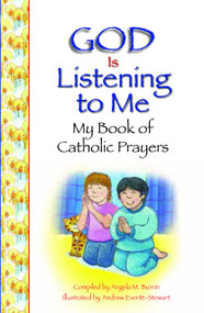 God listens to us when we pray! This collection features not only traditional Catholic prayers but also original ones that will encourage kids to begin to pray each day and learn how to talk to God as they would their best friend. Children are shown how to start their day with five minutes in their prayer corner. Morning and evening prayers and prayers to Mary and the saints are among the many prayers offered in this book. All the prayers that are recited at Mass are also included, as well as prayers for special days and events and short one-line prayers to say throughout the day. Delightful illustrations make this book a great gift for any Catholic child for any occasion. For ages 7 to 11.