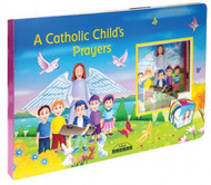 "This board book—with bright, vibrant, and charming illustrations—introduces young children to traditional and new prayers. On each two-page spread, they will see a picture that they can then recreate, using the nine included blocks. 11x7"" with  14 pages"