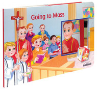 "This board book—with bright, vibrant, and charming illustrations—introduces young children to the Mass. On each two-page spread, they will see a picture that they can then recreate, using the nine included blocks. 11x7"" with 14 pages"