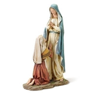 "Our Lady of Lourdes Statue, 24"" statue Our lady of Lourdes, 62291"