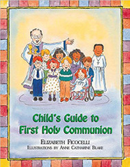 A beautifully illustrated book that is helpful in preparing children for what will happen on that special day when they meet Jesus in a new way. Full-color illustrations. Ages 5-9.  Hardcover written by Elizabeth Ficocelli  (Author), Anne Catharine Blake (Illustrator)
