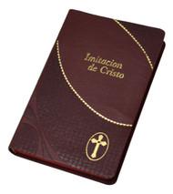 """Imitacion de Cristo-Tipo grande, magníficamente ilustrado. 368 páginas, 4.5 """"x 6.25"""" con una cubierta Dura-Lux."""