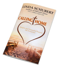 "Best selling author and teacher, Linda Schubert, gently guides the reader on a journey to experience an intimate and rich relationship with God, our true and lasting home. In six short chapters, sharing the ups and downs of her personal and spirtual journey, Linda invites us to listen, reflect, and rejoice in our own journey and in the love and mercy of Father, Son and Holy Spirit, 48 pages. Size 4 1/4 x 7"" with a flexible cover."