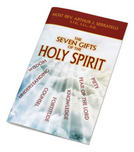 "There is so much to learn and cherish about the awesome gifts of the Holy Spirit. Reading and reflecting on Bishop Serratelli's words will enable you to be more open to the promptings of the Holy Spirit. Through history, art, Scripture, and Catholic documents, you will appreciate and grasp more fully how the seven gifts of the Holy Spirit can help you to live a truly authentic Christian life filled with peace and joy. 96 pages. Flexible cover 4 3/8 x 6 3/4""."