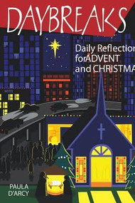 Paula D'Arcy is a grief counselor and in this issue of Daybreaks she shows us how to truly approach this holiday season from the heart. She also describes what we can bring to Advent and Christmas to make them a more gratifying experience for ourselves and others. Each reflection--enhanced with full-color artwork--takes only a few moments but can help you enjoy the season in ways that will have a lasting impact all year long. Booklet