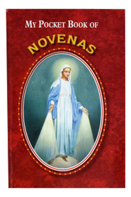 A new addition to this small-format series, this booklet features half a dozen of the most widely prayed Novenas, including those to the Miraculous Medal, St. Joseph, and Our Lady of Perpetual Help