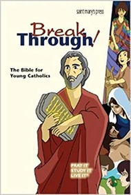 "Breakthrough Bible GNT edition. New and Improved Navigational Features.Created for young people leaving childhood and entering adolescence. Eleven special features help make the Bible easier to read and understand.  6""W x 9'H ~ Pages include:  Bible Ownership Page. Pray It!, Study It!, and Live It! Sidebars. Old Testament and New Testament introductions. Book introductions. Index of Bible Stories. Maps. Glossary. The Salvation History Time Line has been expanded to provide a more visual encounter with each period in salvation history. Pages have been reconfigured through infographics for visual learners. Biblical people come alive through revised interviews and new artistic portraits. Contemporary illustrations are infused throughout the Breakthrough! experience."