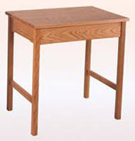 Offertory Table with Shelf -345S
