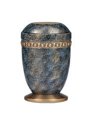 Copper and Brass Urn-115
