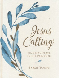 "Savor the presence of the One who understands you perfectly and loves you forever! Suited for your own prayer time or as gifts for friends and fellow Bible study members, this edition features lovely floral touches. Inside, you'll find Scripture and Young's personal insights as she reflects on Jesus' message of peace. 398 pages, large-size text, cloth botanical hardcover from Nelson. 384 pages ~ 7"" x 9"""