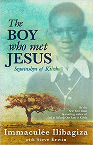 It's the greatest story never told: that of a boy who met Jesus and dared to ask him questions that have consumed mankind for more than 2,000 years. His name was Segatashya. He was a shepherd born into a penniless and illiterate pagan family in the most remote region Rwanda. He never attended school, never saw a Bible, and never set foot in a church. Then one summer day in 1982, while Segatashya was resting beneath a shade tree, Jesus Christ paid him a visit. Jesus asked the startled teenager if he would undertake a mission to remind mankind how to reach heaven.  Segatashya accepted the assignment on the condition that Jesus answer all his questions-about faith, religion, the purpose of life and the nature of heaven and hell. Jesus agreed, and the young man set off on one of the most miraculous journeys in modern history.  Written with grace, passion and loving humor by Immaculee Ilibagiza.
