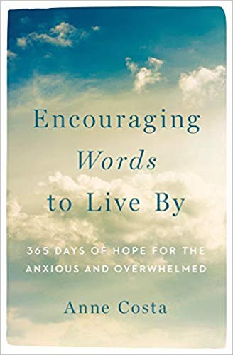 Feeling overwhelmed, anxious, or sad? Here is a collection of daily reflections that will lift your spirits and give you a sense of direction with reminders of God's great love and acceptance. Drawing from Scripture, the wisdom of the saints, and pastoral expertise, Anne Costa has written a spiritual resource that will enable you to look upon each day with hope.  This book will help you (or a loved one) when overwhelmed by life or struggling with anxiety or depression to renew your connection with God and others.