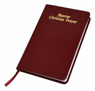 "Shorter Christian Prayer is an abbreviated version of the internationally acclaimed Liturgy of the Hours containing Morning and Evening Prayer from the Four-Week Psalter and selected texts for the Seasons and Major Feasts of the year. Printed in two colors, Shorter Christian Prayer includes handy ribbon markers and gilded page edging, and is bound in flexible black bonded leather. Its handy, practical size (4-3/8"" x 6-3/4"") makes Shorter Christian Prayer ideal for parish use. Also available in Large Print See item #418/10"