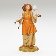 "Fontanini 5"" Scale Nativity figure, Sofi.  A wonderful addition to your Fontanini Nativity Collection! Made of polymer."