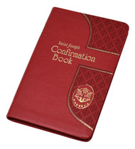 "The Saint Joseph Confirmation Book is an ideal companion for Confirmation candidates, providing the Confirmation rite, prayers, instructions, and inspiring readings from the Gospels. This edition is in accord with both the Roman Missal, which became available in 2011, and the updated Order of Confirmation, which was approved by the Holy See in 2015. A perfect resource and gift for those preparing for the Sacrament of Confirmation, this comprehensive book has a rich red, elegantly gold-stamped Dura-Lux binding. Measures 4.5"" x 6.5"". 288 pages"