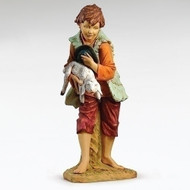 "Asher, Nativity Figure 50"" Scale"