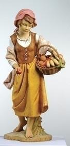 Talia, Nativity Figure 50 Inch Scale
