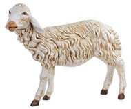 """16.700""""H Standing Sheep, Nativity Figure 50 Inch Scale"""