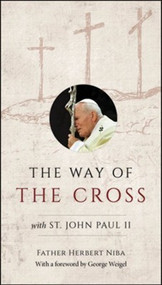 "The Way of the Cross with Saint John Paul II provides a simple but profound opportunity to practice this devotion publicly or privately, during — and beyond — the Lenten season. ""What does it mean to have a part in the Cross of Christ? It means to experience, in the Holy Spirit, the love hidden within the Cross of Christ. It means to recognize, in the light of this love, our own cross."" — Pope Saint John Paul II  Each of the fourteen stations is interpreted in light of one aspect or event in the life of John Paul II, from tragic losses to physical and emotional demands, his long illness, and the assassination attempt. His lived experience of the Cross is further confirmed by the words of fourteen witnesses who knew him or who were influenced by him.  Walk the Way of the Cross with Saint John Paul and, like him, come to know the love of Christ that allows us ""to take up that cross once more and, strengthened by this love, to continue our journey."""