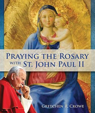 During his papacy, Pope John Paul II ardently encouraged the faithful to return to the rosary, knowing that through Mary and the Rosary Catholics come to know the person of Jesus Christ. This edition highlights the spiritual fruit that accompanies each mystery, and includes a short reflection on how St. John Paul II embodied the spiritual fruit, Scripture, and quotes from the saint himself.