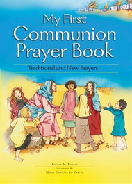 This collection of new and traditional Catholic prayers will help children make prayer a daily part of their lives. From the moment they wake up in the morning until they go to bed at night, they can turn to Jesus with a special prayer. Each page is beautifully illustrated with scenes from the Bible that will captivate every child. An entire section is dedicated to the prayers of the Mass, so children can take this book with them to church on Sundays. Hardcover Book. Dimensions: 7 x 5 Inches