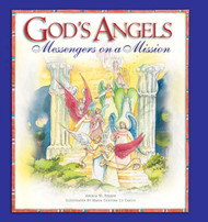 "When God has a job, who does he call? Angels are God's servants and messengers. In this book, children will read stories of some very important assignments that God gave to his angels. Each one of these missions helped God to carry out his plan of salvation —all so that his sons and daughters could live with him forever. Meet God's team! Among the beautifully-illustrated Biblical scenes in this book are the angel Gabriel at the Annunciation, the host of angels rejoicing at Jesus' birth, an angel comforting Jesus in Gethsemane, and angels announcing that Jesus has risen from the dead. This delightful book not only helps children learn about angels but also about how much God loves each one of them—so much so that he gave them their very own guardian angel! For ages 4 to 8. Hardcover. Written by Angela Burrin. Dimensions: 9.5""  x 8.25"""