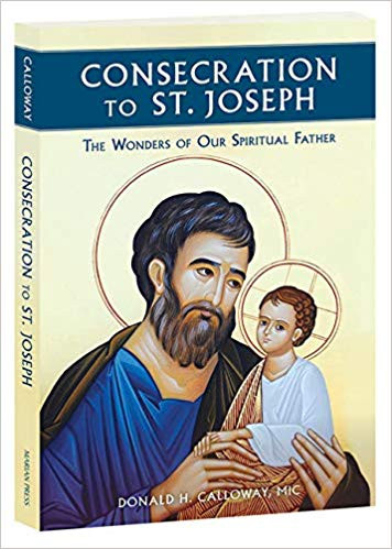 In the midst of crisis, confusion, and a world at war with the Church, it's time to come home again to our spiritual father, St. Joseph. In this richly researched and lovingly presented program of consecration to St. Joseph, Fr. Donald Calloway, MIC, brings to life the wonders, the power, and the ceaseless love of St. Joseph, Universal Patron of the Church and the Terror of Demons.