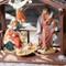 "Fontanini Nativity 27"" Scale, 3 Piece Set Holy Family. PVC/Marble Based Resin"