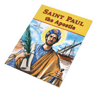 St. Paul the Apostle by Rev. Jude Winkler, OFM Conv. This picture book is written especially for children to better understand our Catholic faith. Relates the life and influence of this missionary Saint. Full-color illustrations. 5 1/2 X 7 3/8