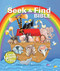 Seek & Find Bible offers the opportunity to engage with children on their path toward discovery and understanding of our Christian faith. The collection of 46 stories from the Old and New Testaments is sure to spark a love of Scripture and serve as a memorable introduction to the Bible. With whimsical illustrations, interactive games, and easy to understand stories, children will reach for this book again and again.