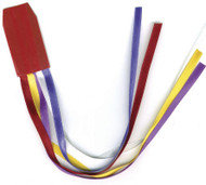 Five-ribbon replacement for LARGE  PRINT volume of the Liturgy of the Hours or Christian Prayer. Color combination may vary from image shown