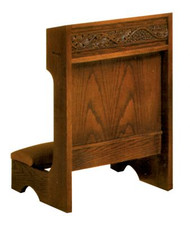 Wooden Prie Dieu-5045
